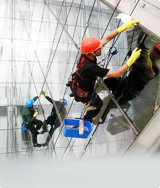 Требуются промышленные альпинисты для